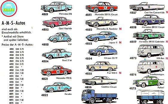 Faller AMS Auto264